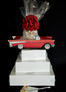 Red Classic Car - Super Tower - 84 Cookies and Brownies